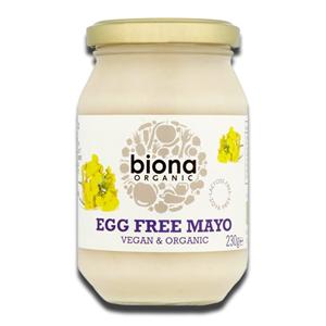 Biona Organi Egg Free Mayo 230g