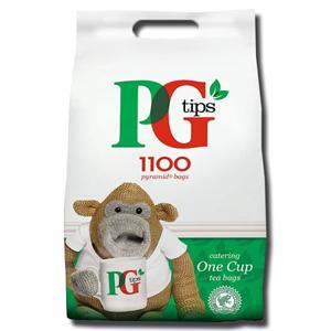 PG Tips Tea English Black 1100's 2.2kg