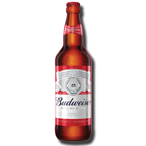 Budweiser Beer 660ml