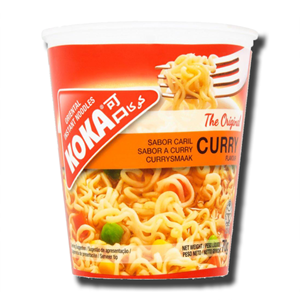 Koka Curry Cup Noodles 70g