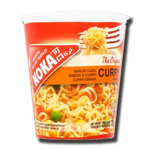 Koka Curry Cup Noodles 70g