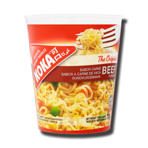 Koka Beef Cup Noodles 70g