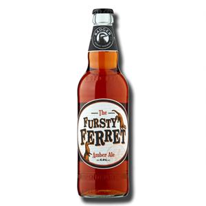 The Fursty Ferret Amber Ale 500ml