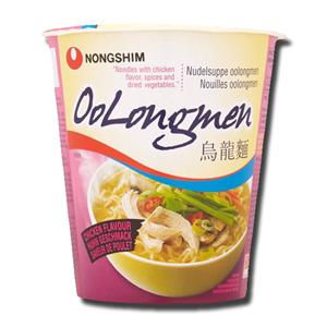 Nonshim Ollongmen Chicken Cup 75g