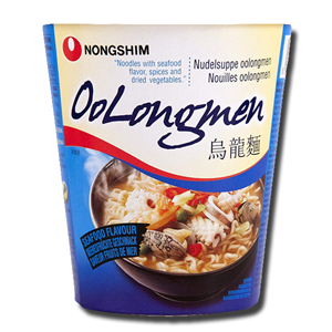 Nonshim Ollongmen Seafood Cup 75g
