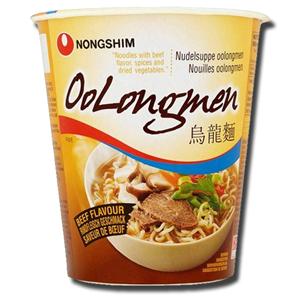 Nonshim Ollongmen Beef Cup 75g