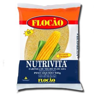 Nutrivita Flocão de Milho 500g