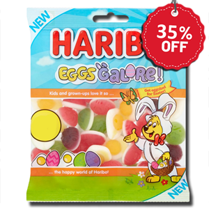 Haribo Eggs Galore 160g