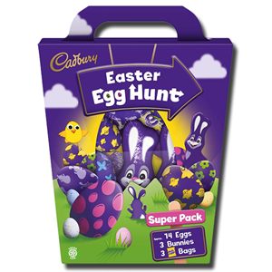 Cadbury Minis Mix Egg Hunts 342.7g