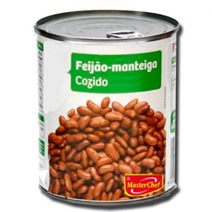 MasterChef Feijão Manteiga Cozido 820g