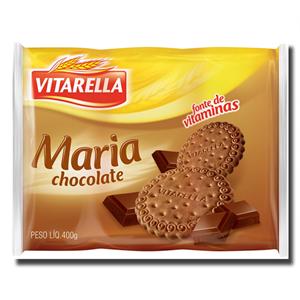 Vitarella Maria Sabor Chocolate 400g