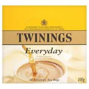 Twinings Everyday Tea 50 's