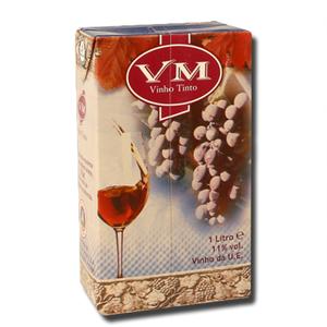 VM Vinho Tinto de Mesa 1L