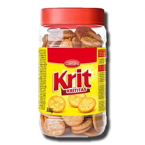 Cuétara Aperitivos Krit Krititas 350g