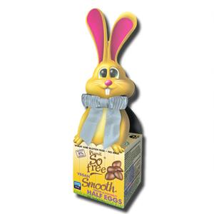 Plamil So free Vegan Cocoa & Coconut Half Eggs 55g