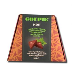 Groupie Chocolate Mint 80g