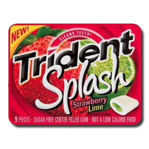 Trident Strawberry Lime 9'
