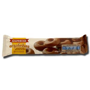 Amanhecer Argolinhas Chocolate de Leite 150g