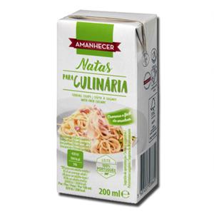 Amanhecer Natas para Culinária 200ml