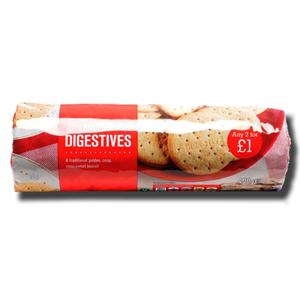 Heritage Digestives Cookies 400g