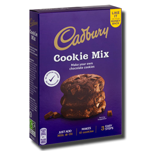 Cadbury Chocolate Cookie Mix 265g