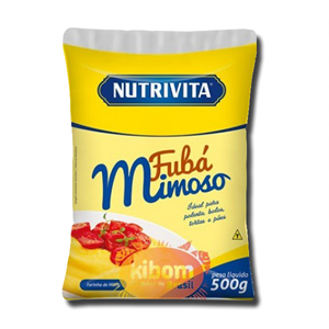 Nutrivita Fubá Mimoso 500g