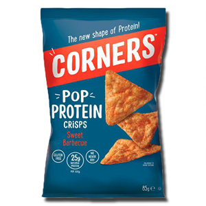 Corners  Pop Protein - Sweet Barbeque 85g