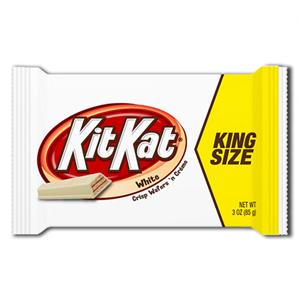 Nestlé Kit Kat White king size 85g