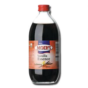 Moirs Vanilla Essence 500ml