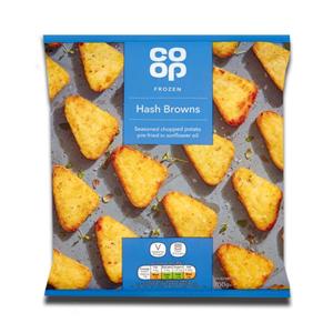 Coop Frozen Hash Browns 700g