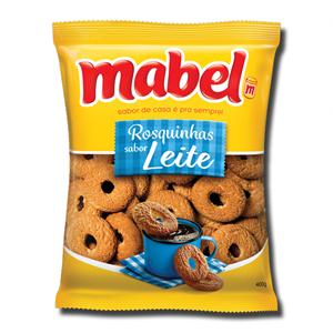 Mabel Rosquinha Leite 350g