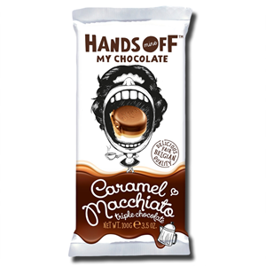 Hands Off My Chocolate Caramel Macchiato 100g