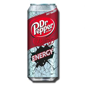 Dr. Pepper Energy Taurine 250ml