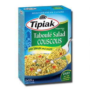 Tipiak Couscous Taboulé Lemon & Mint 250g
