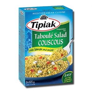 Tipiak Couscous Taboulé Lemon & Mint 250g