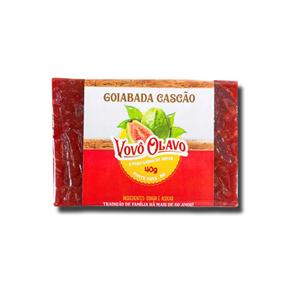 Vovô Olavo Goiabada Cascão 40g