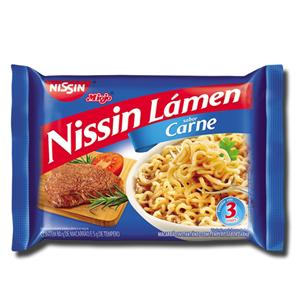 Sinhá Lámen Sabor Carne 80g