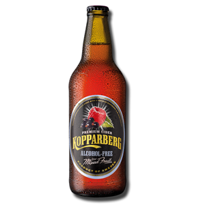 Kopparberg Mixed Fruits Cider Alcohol-Free 500ml