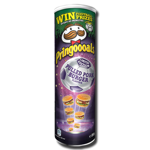 Pringles Pulled Pork Burger 200g