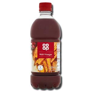 Coop Malt Vinegar 568ml