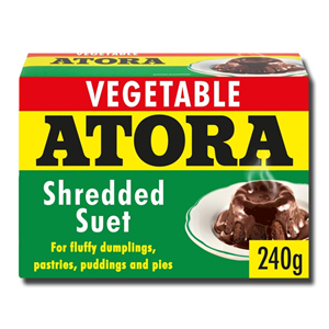 Atora Vegetable Shredded Suet 240g