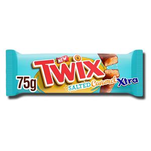 Twix Xtra Salted Caramel Chocolate 75g