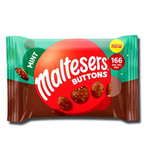 Maltesers Buttons Mint Chocolate Bag 32g