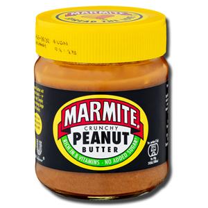 Marmite Crunchy Peanut Butter 225g