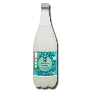 Coop Diet Bitter Lemon 1L