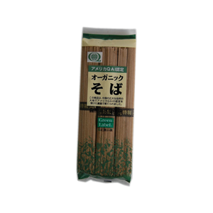 Green Label Buckwheat Noodle Soba 300g