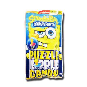 Nickelodeon Spongebob Squarepants Puzzle Candy 14g