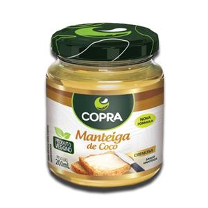 Copra Manteiga de Coco 200ml