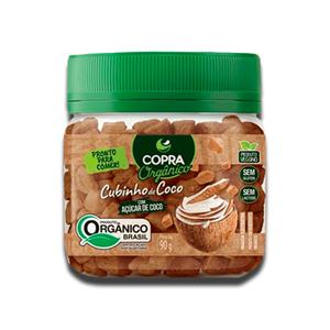 Copra Cubinhos de Coco 90g