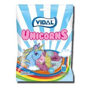 Vidal Gomas Unicorns 100g